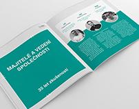 Grafický návrh brožury