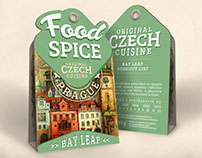 Food Spice Branding & Packaging