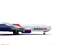 RUSSIA AIR - russian airlines