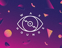 Wax Hounds Branding