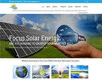 Focus Solar Energy