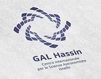 GAL Hassin   progetto di identità visiva