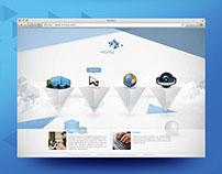 Kronoz Internacional - Propuesta Website