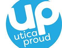 Utica Proud Logo