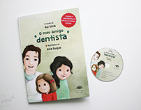 Children's book | O meu amigo dentista · PT