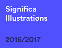Significa Illustrations 2016/2017