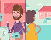 Animation - Caminhos para a Liberdade Financeira