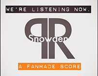 Snowden - A Fanmade Score