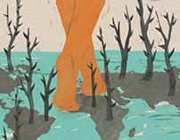 Violence against women - poster