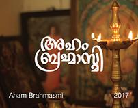 Aham Brahmasmi - A documentary film