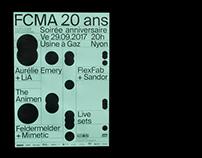 FCMA - 20 ans