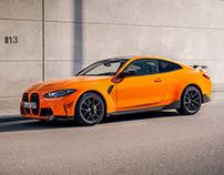BMW (G82) M4 Competition M Performance Parts
