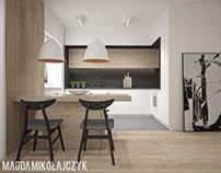 Apartment in Konin