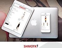 Online Store SHMOTKI