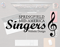 Springfield Mid-America Singers | Website Design