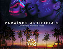 Paraísos Artificiais - Movie Poster