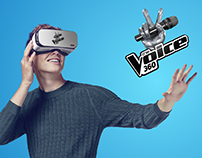 The Voice VR / 360 - TF1