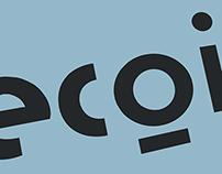 """""""Decois"""" - font design"""