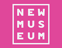 New Museum Exhibition Calendar 2015