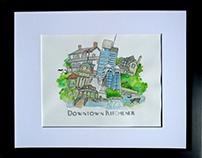 Downtown Kitchener
