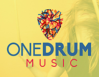 One Drum Music (Logo)