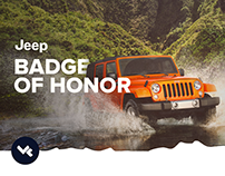 Jeep® Badge of Honor®