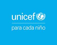 Unicef | Marcador a favor de la infancia