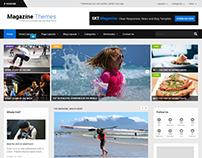 Free Kids WordPress Themes