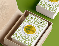 Branding | Greybe Fine Olive Products
