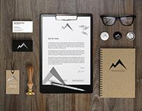 Rockdaberg // Corporate Design