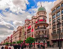 Seville through my eyes
