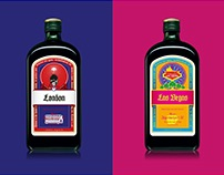 Jägermeister Labels - Limited edition