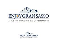 Logo per Distretto Turistico Gran Sasso d'Italia