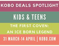 April Kobo Promo campaign