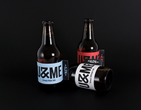 Redesign | U&ME BEER