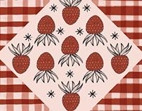 Saturday Kitchen Week Twenty Four: Wild Strawberry