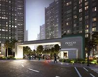 Prugio Apartment Design & Master Planning