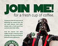 Star Wars Coffee Ad