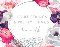 Heart Strings & Pretty Things