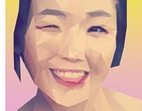 Self Portrait_Photoshop CC_Illustrator CC_09262015