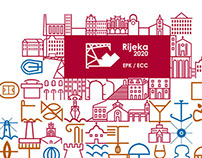 Rijeka 2020: new visual identity