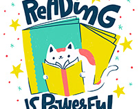 Reading is Powerful