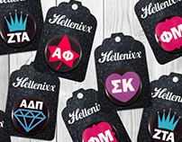 Hellenixx Button Hang Tags