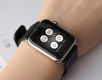 Car2Go: Apple Watch Concept