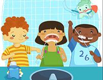 A Liga do Dente (The Tooth League)