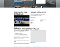 DEN Racing Festival website