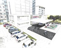 Hospital dos Pioneiros - 3D