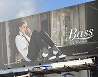 Bass Shoes Advertising