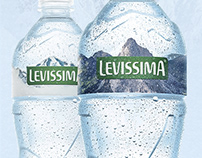Levissima Proactive // Climate change label
