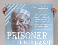Poster for Prisoner of Her Past, Kartemquin Films